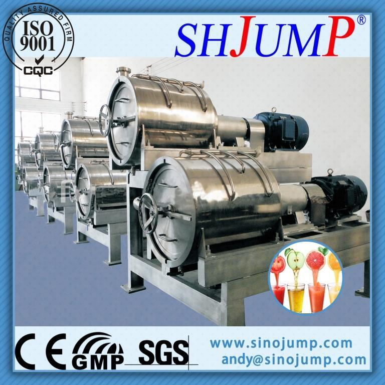Professional Supplier of Plum Juice Machine Plant Processing Line