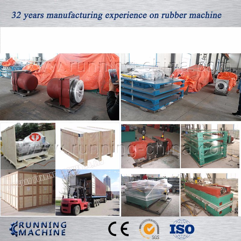 Rubber Mill, Two Roll Mixing Mill with Water Cooling System