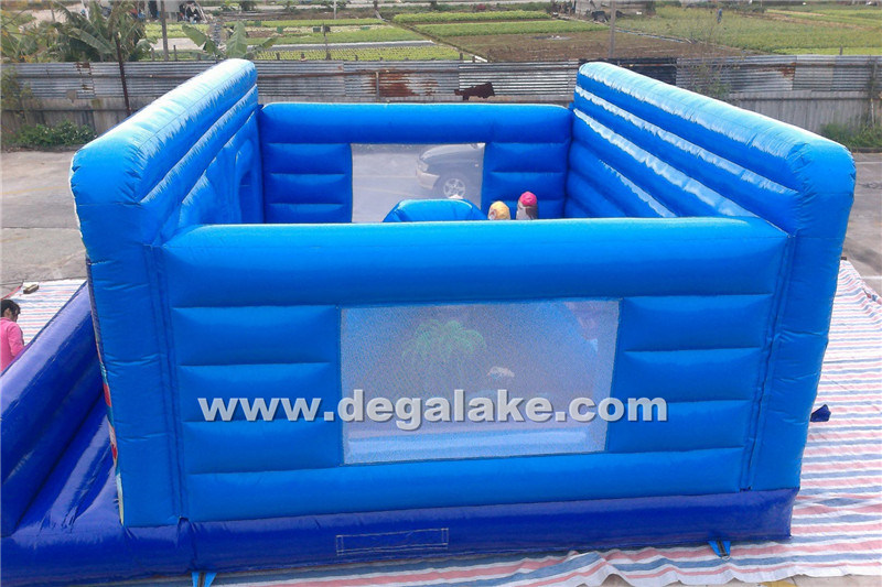 Inflatable Pirate Cove Bouncy Slide Combo, Jumping Bouncer