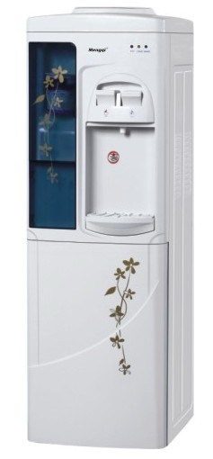 China Water Cooler With Refrigerator Cabinet   China Water Dispenser, Water  Cooler