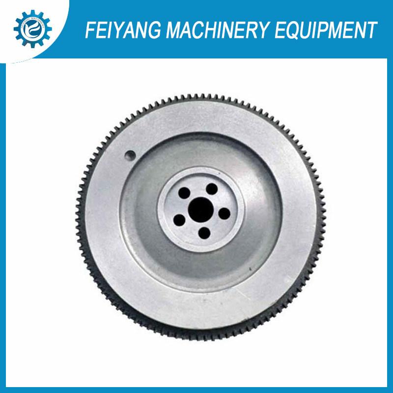 Wd615 Diesel Engine Parts Flywheel 612600020041