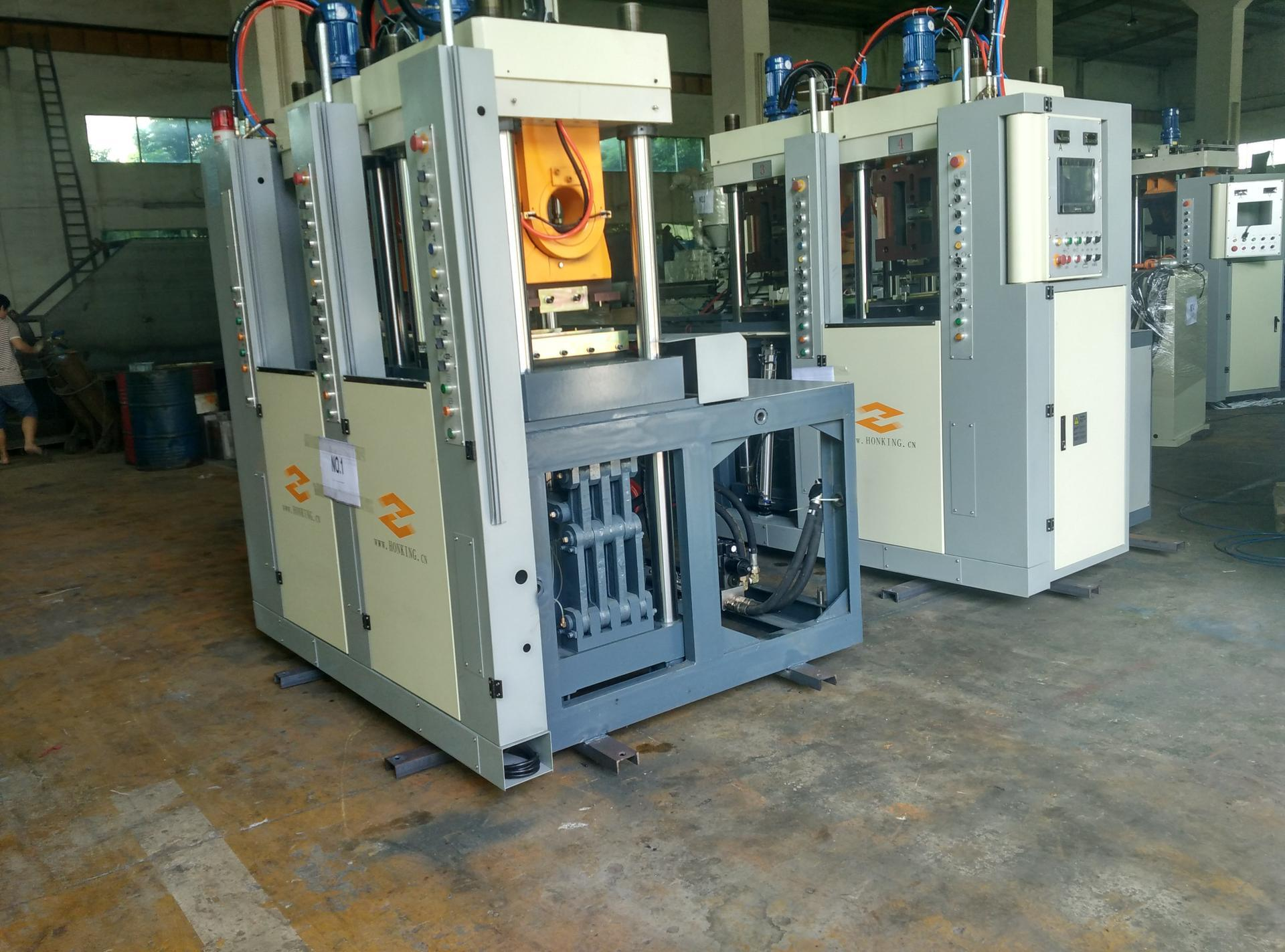 Automatic Soles Injection Molding Machine