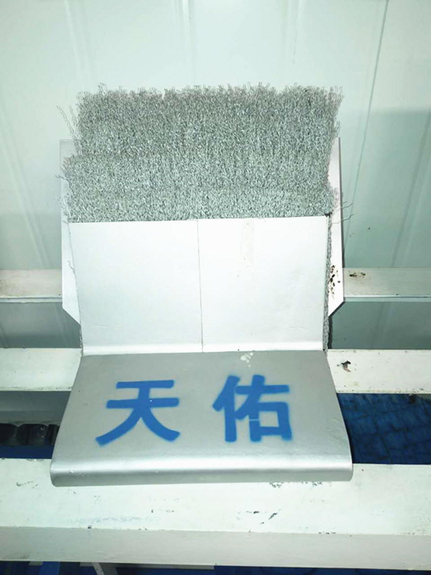High Quality Wire Brush Tail Seal for Tunnel Boring Machine