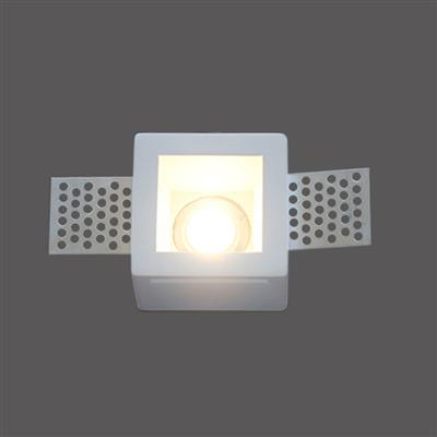 Sixu Ceiling Recess Plaster Lamp Hr-5040