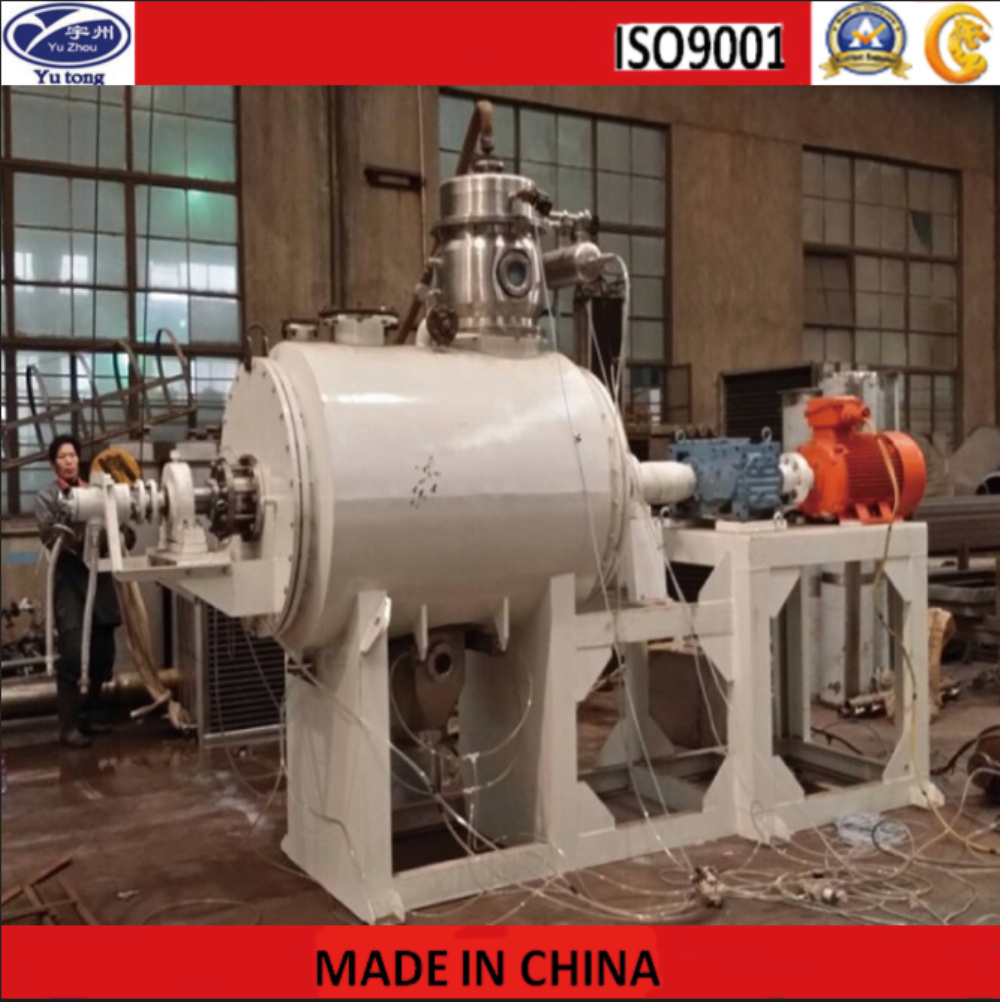 Zkg Vacuum Harrow Drying Machine Use in Paste Material