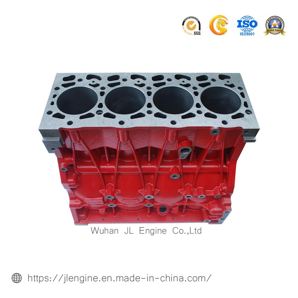 3.8L Foton Cummins ISF3.8 Cylinder Block 5256400