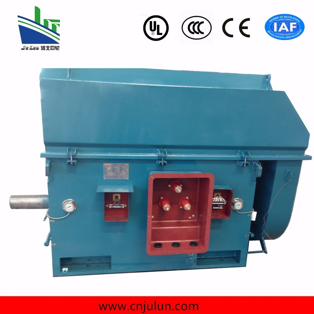 6kv 10kv High Voltage 3-Phase Asynchronous Motor