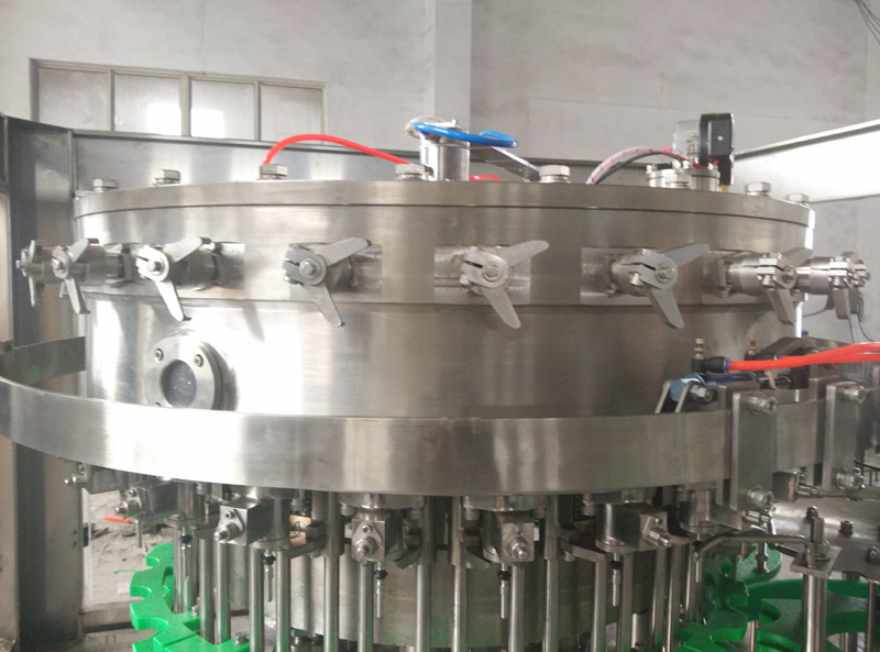 Bottle Filling Plant for Soda Water (DGF24-8)