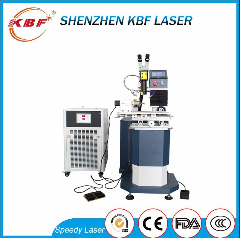 Factory Price Fiber Automatic Welding Machine in Manufactory