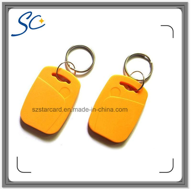 Writable Rewrite RFID Keyfob for Access Control