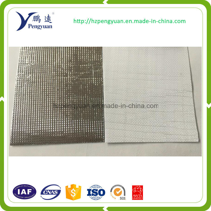Reflective Foil EPE Foam Woven Insulated Ice Bags Liner