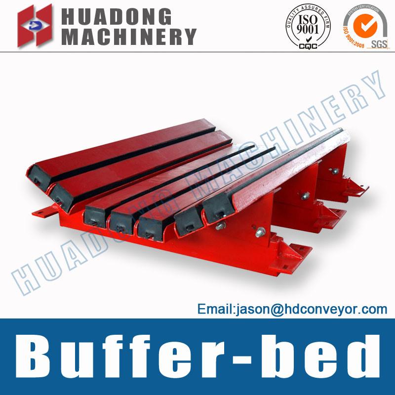 Rubber Buffer Bed for Belt Conveyor
