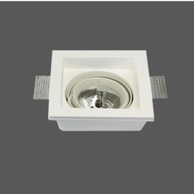 Sixu Ceiling Recess Plaster Lamp Hr-5043