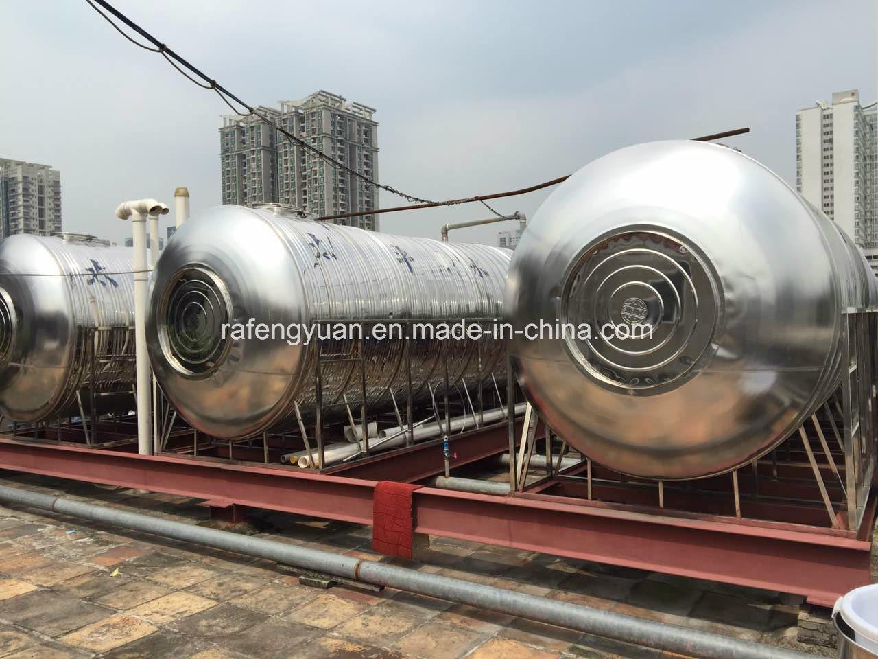 Good Quality Hortizontal Water Storage Tank