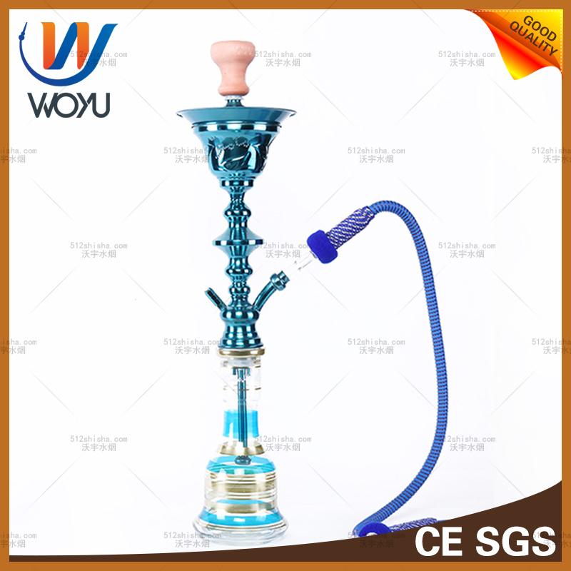 Hookah Shisha Nargila Pipe Smoke Bottle Glass Water Pipe