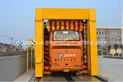 3brush or 5brush Automatic Bus Wash Machine
