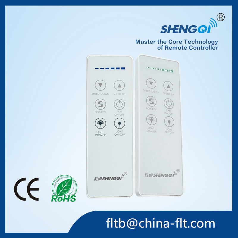 DC RF Fan Lamp Remote Control with Ce