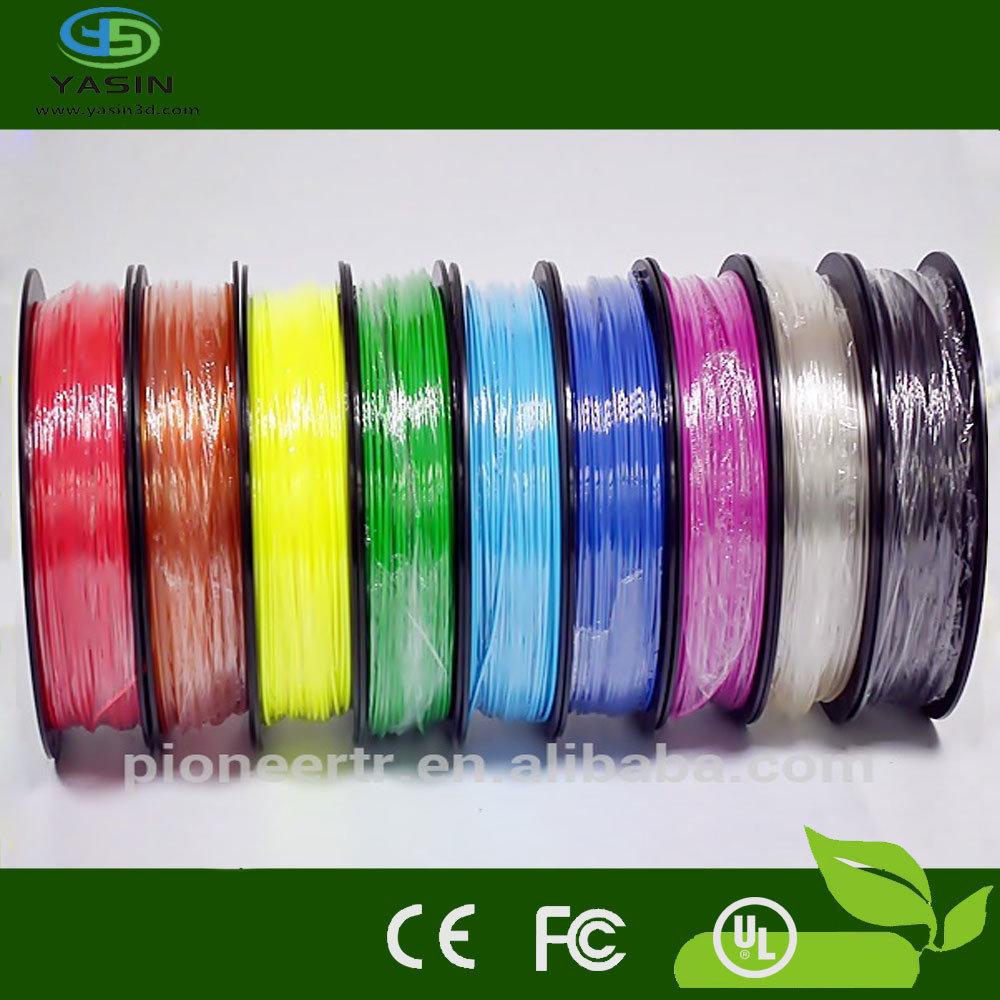 3D Printer Filament 3mm ABS 3D Printing Filament