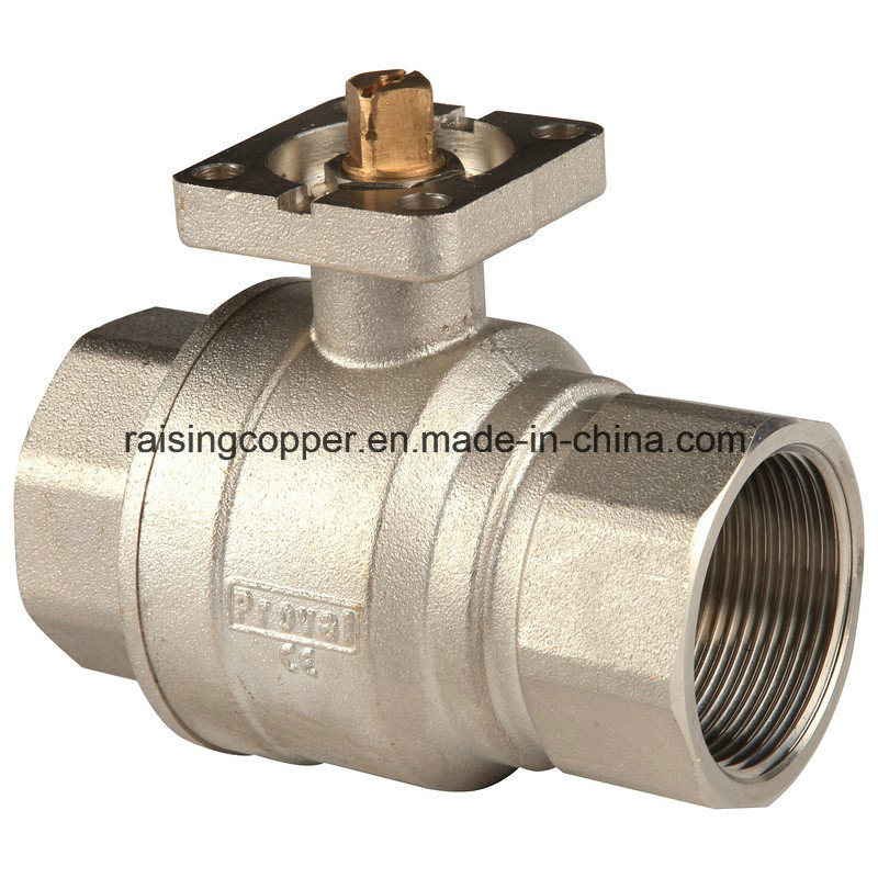 Ball Valve for Actuator