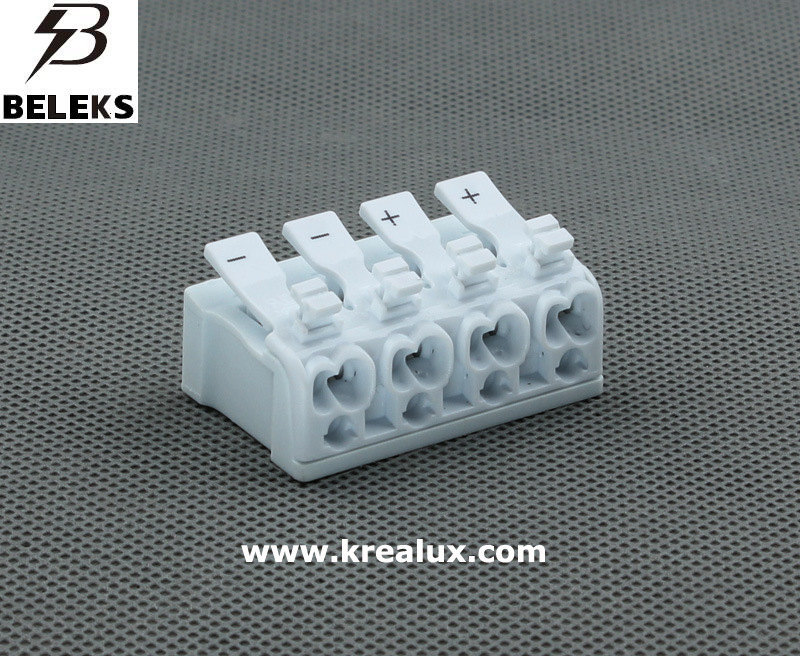16A Plastic Terminal (P02-D4)