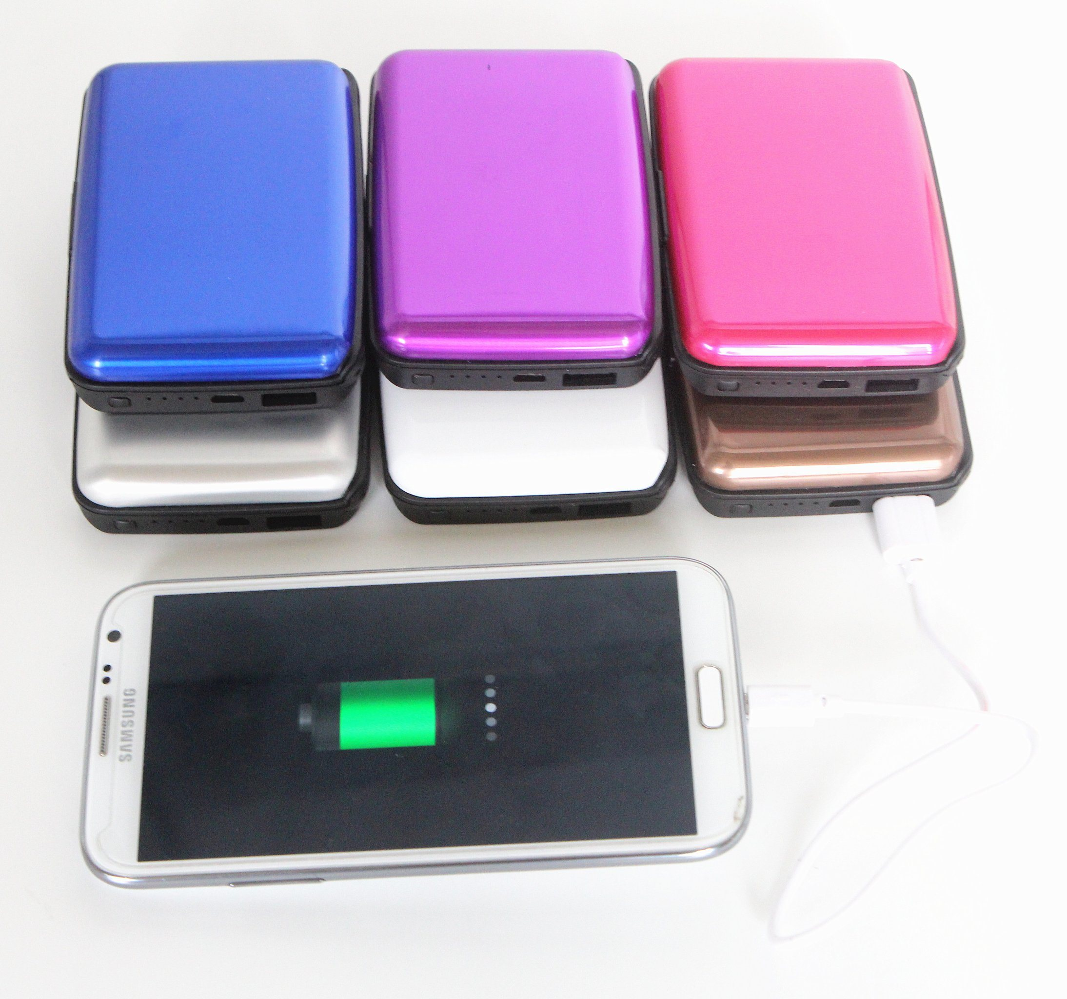 Wallet Power Bank New Gift