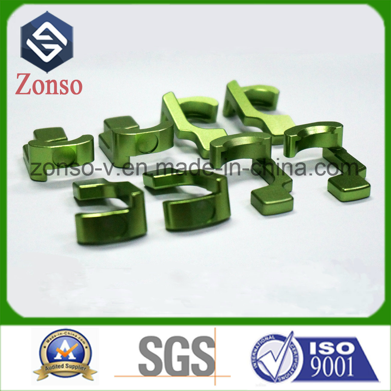 4-Axis Aluminum Metal Stainless Steel CNC Milling Machined Service Machining Parts Electronics