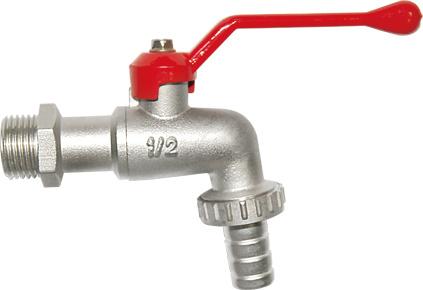 The High Quality Ball Valve (Brass Water Bibcock)