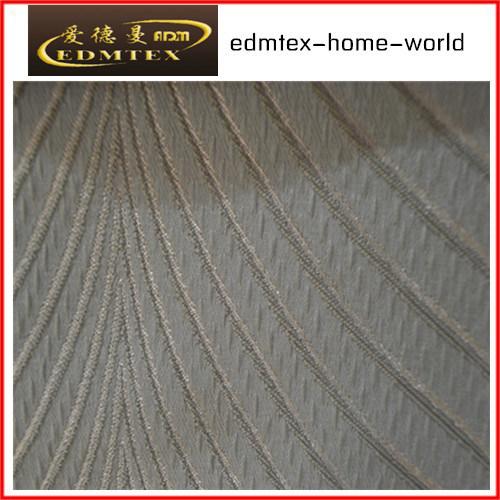 Polyester Jacquard Sofa Fabric EDM0007