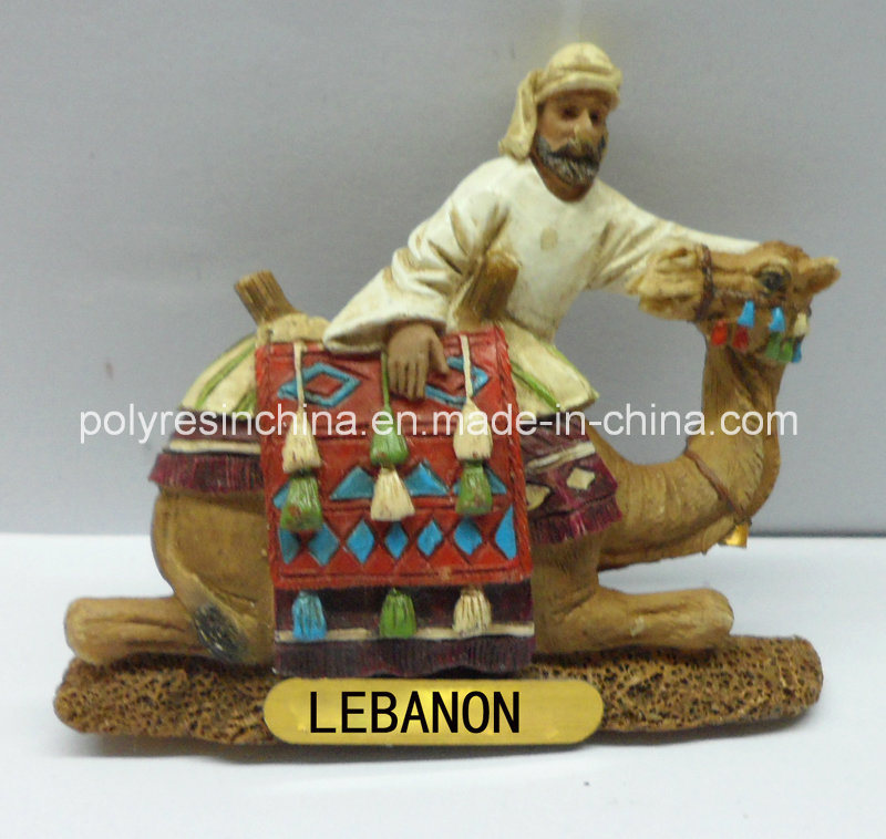 Polyresin Camal of Middle East Souvenir Gifts