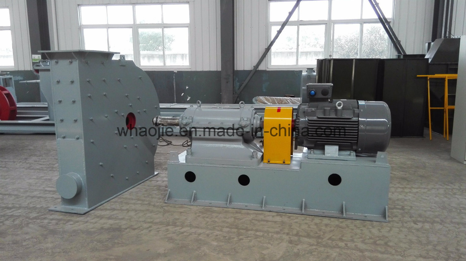 National Patent Fan Type Coal Mill
