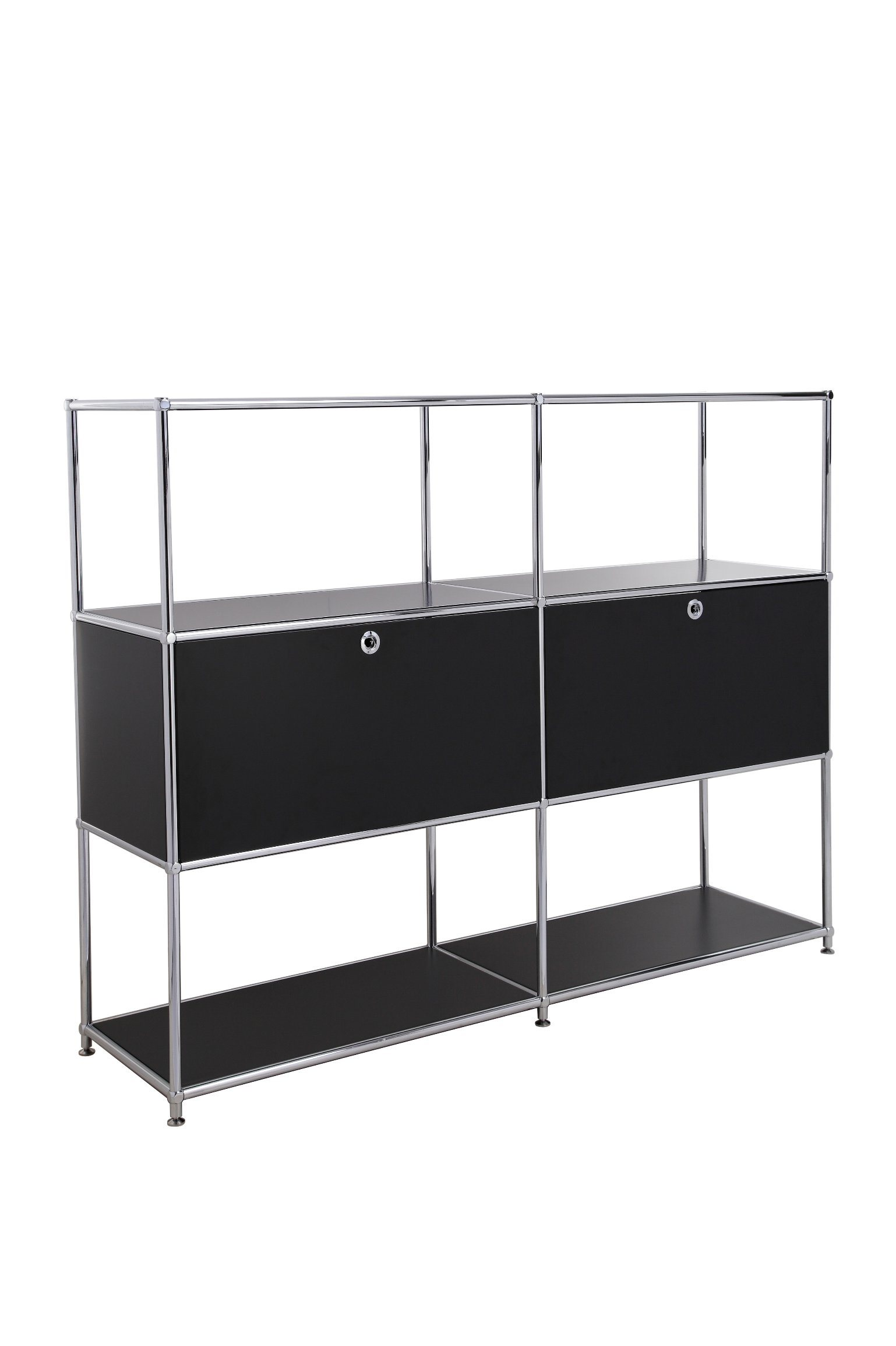 Hot Selling High Quality Steel 2 Drawers File Cabinet with Cheap Price
