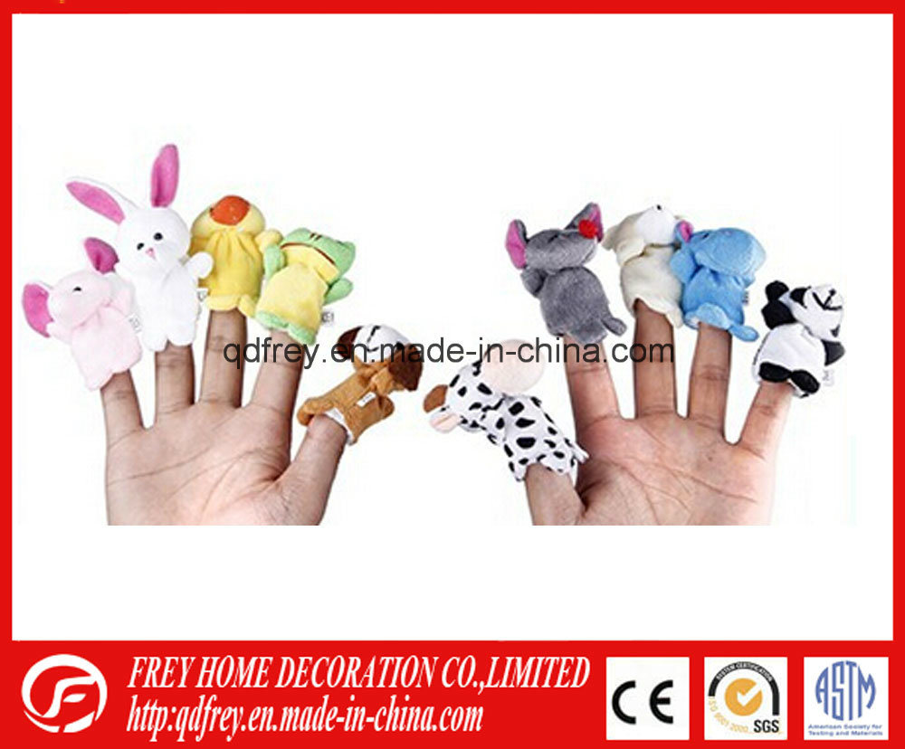 Cute Story Talking Finger Puppet Toy for Baby Gift