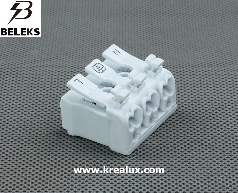 Nylon Terminal Block (P02-D3)