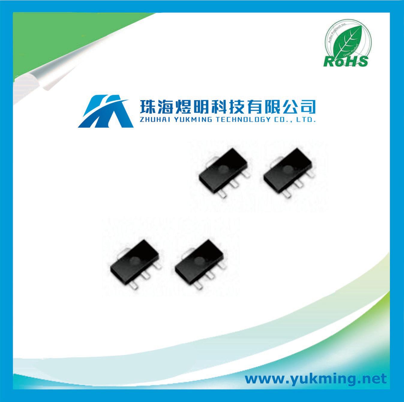 Transistor Bcx56-16 NPN Medium Power