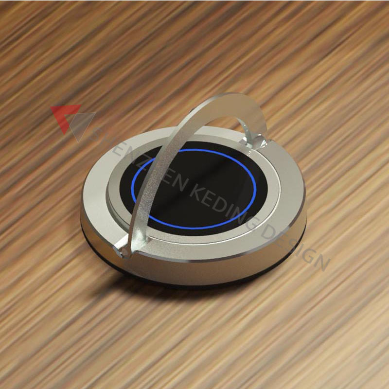 Pull-up Bluetooth& Wireless Charger Power Strip Socket