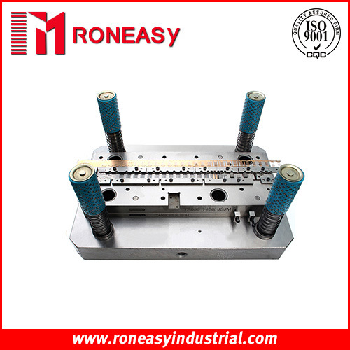 Metal Precision Stamping and Progressive Die for USB 3.1 Terminal