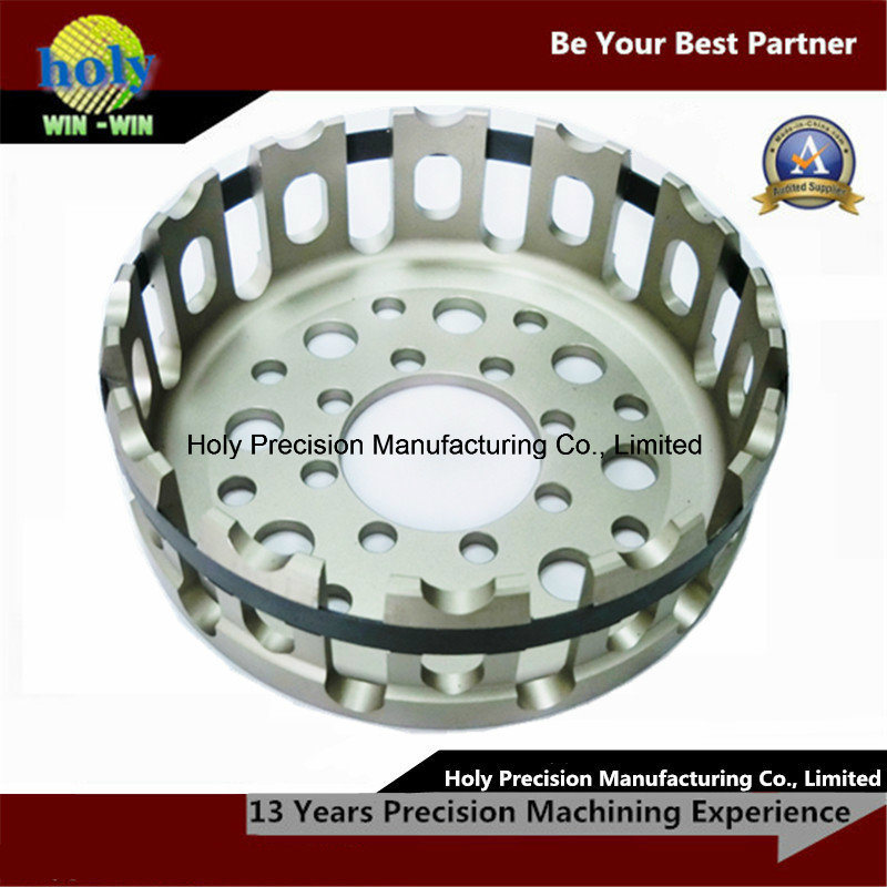 4 Axis CNC Aluminum Machining Parts Precision Custom Auto Parts