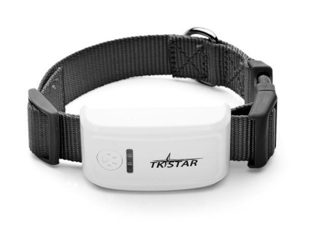 Sos Alarm Waterproof Tk Star Pet GPS Trakcer with Collar