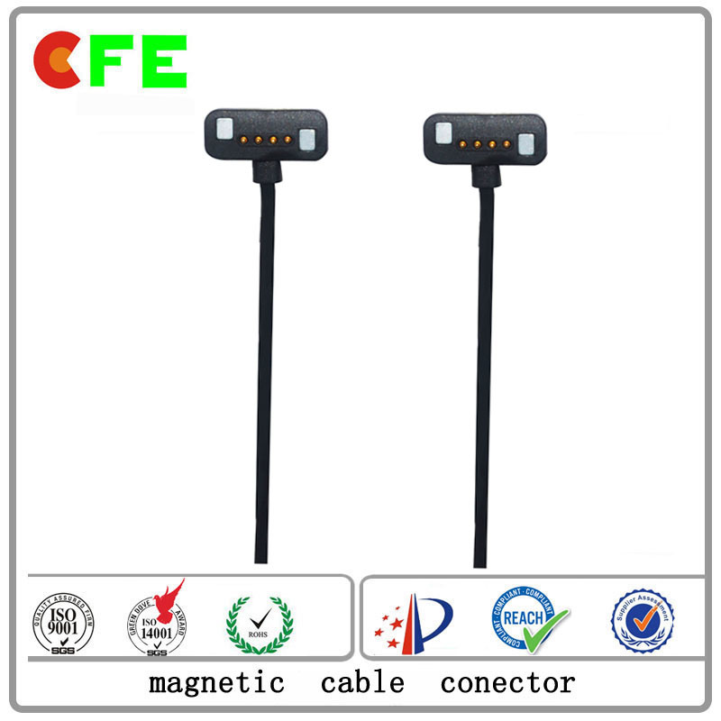 Magnetic Charging Cable Connector for Drive Control Box