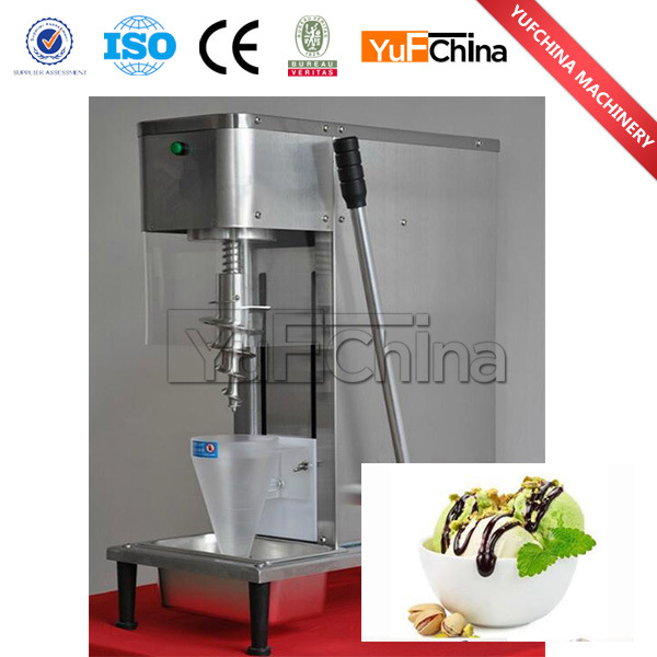 2017 Hot Sale Fruit Ice Cream Mixer