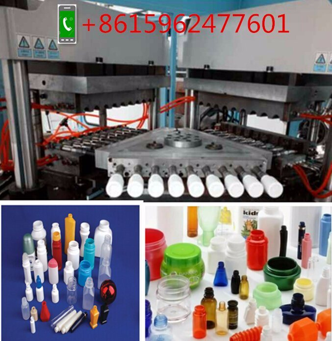 Ce Plastic Bottles Injection Blow Molding Machine