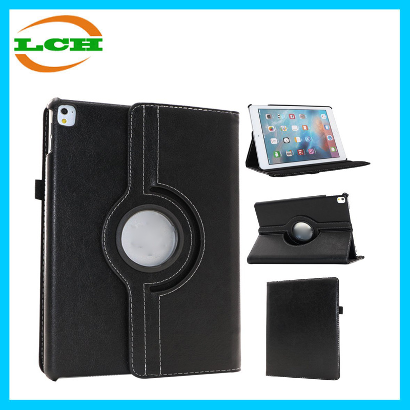360 Degree Rotating Stand Smart Tablet Case for iPad