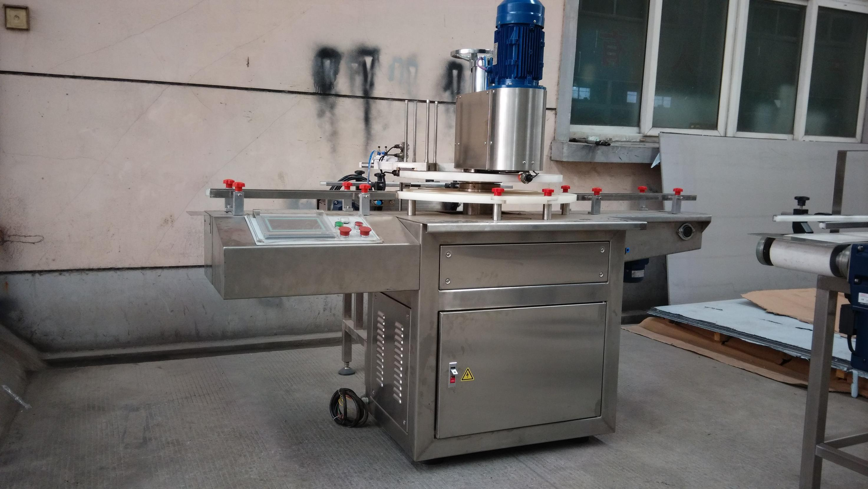 Automatic Cans Seaming Machine