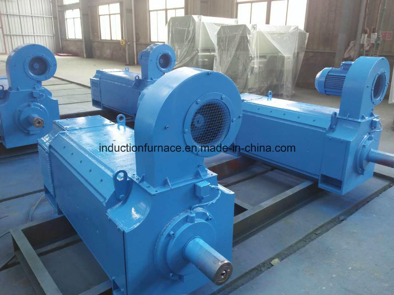 Industrial Heavy Duty Electric DC Motor