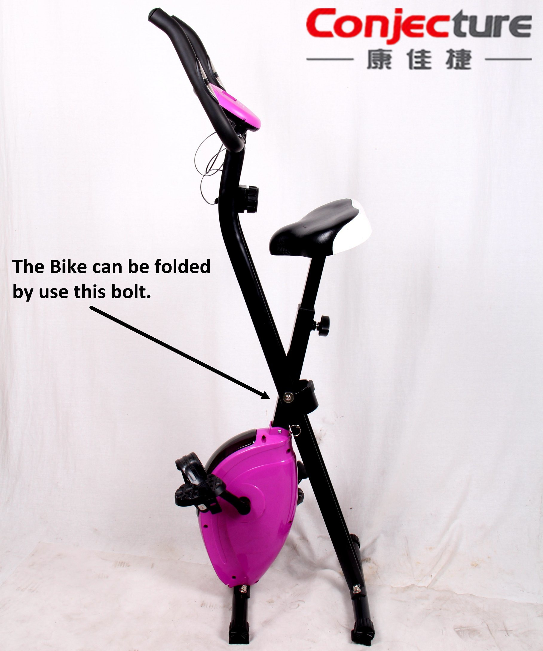 Popular Home Fitness Equipment Magnetic Exercise Bike