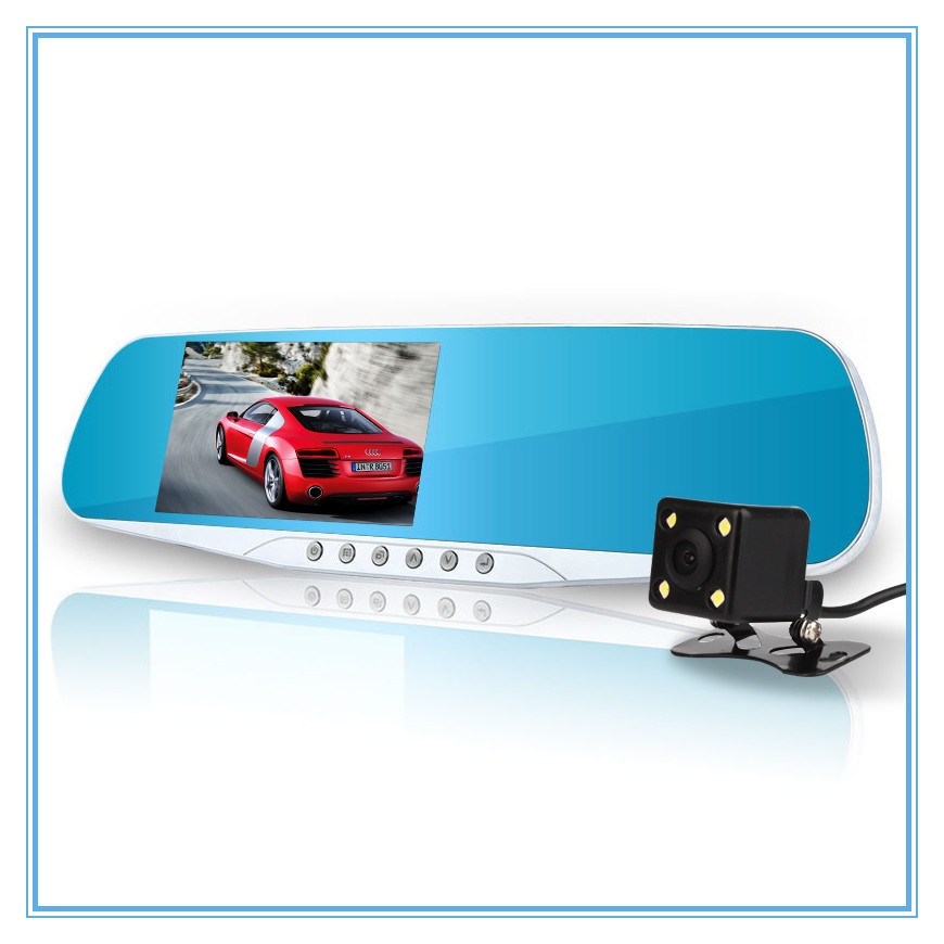 FHD Car Camera DVR for Night Vision