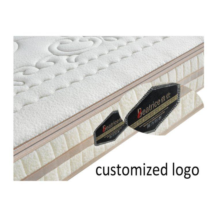 China Supplier OEM Size Memory Foam Mattress