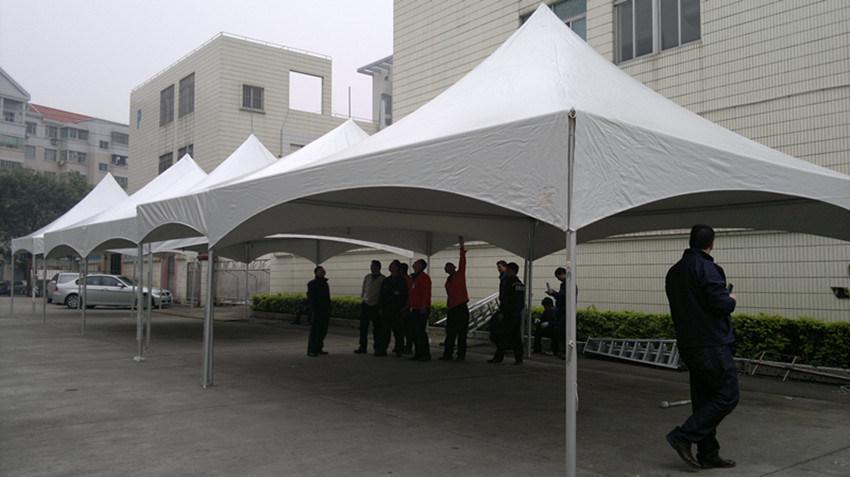 High Performance Aluminium Frame Pagoda Event Tent with Windows