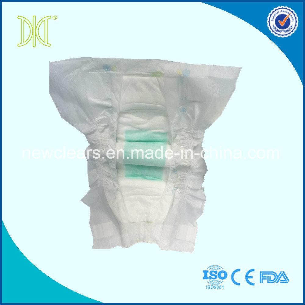Baby Care OEM Baby Diaper Clothlike Film Disposable Baby Diaper