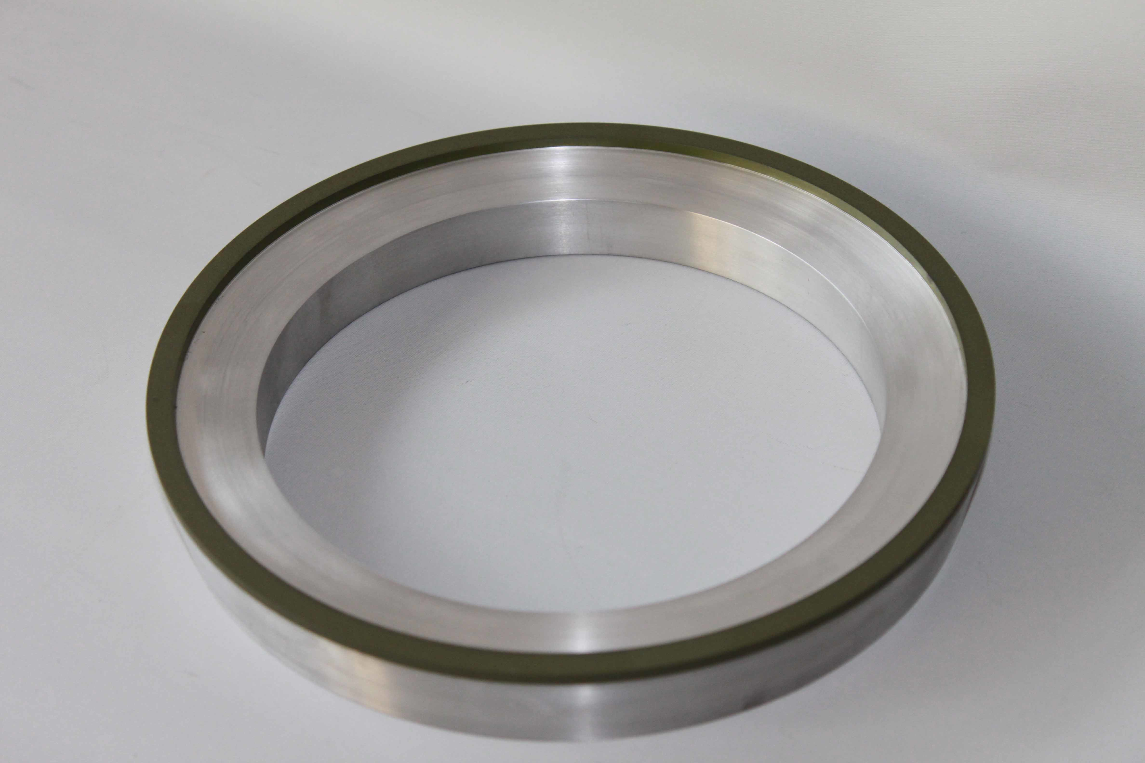 Peripheral Grinding Wheels for Inserts